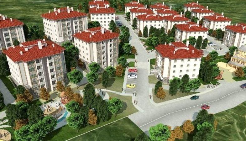 Erzincan Merkez Yalnızbağ Toki Evleri Başvuruları Başladı