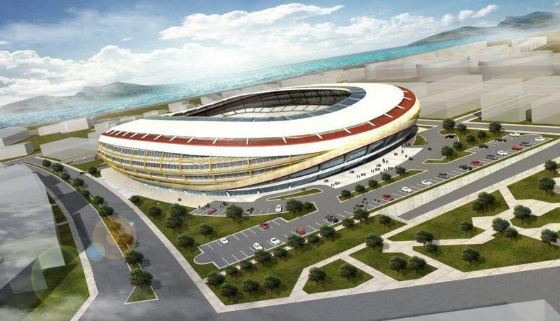 İzmir Göztepe Stadyumu Projesi Bugün İhaleye Çıkıyor