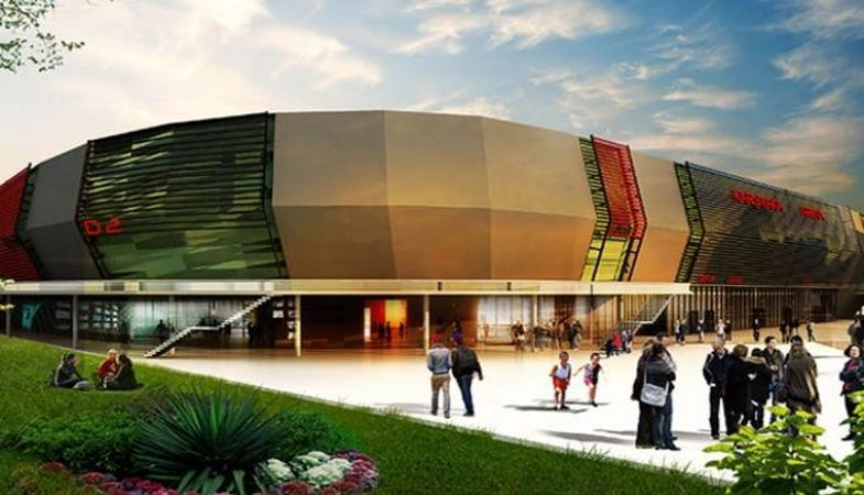 İzmir Karşıyaka Stadı Projesi Bugün İhaleye Çıkıyor