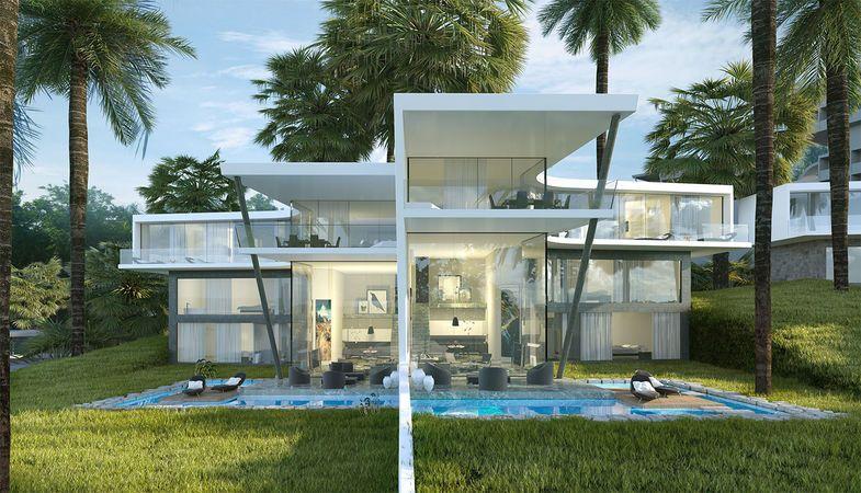 Lux Bodrum Resort Residence'ta Satışlar Başladı