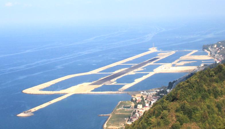 Ordu-Giresun Havalimanı Çevresindeki Arsaların Fiyatları Giderek Artıyor