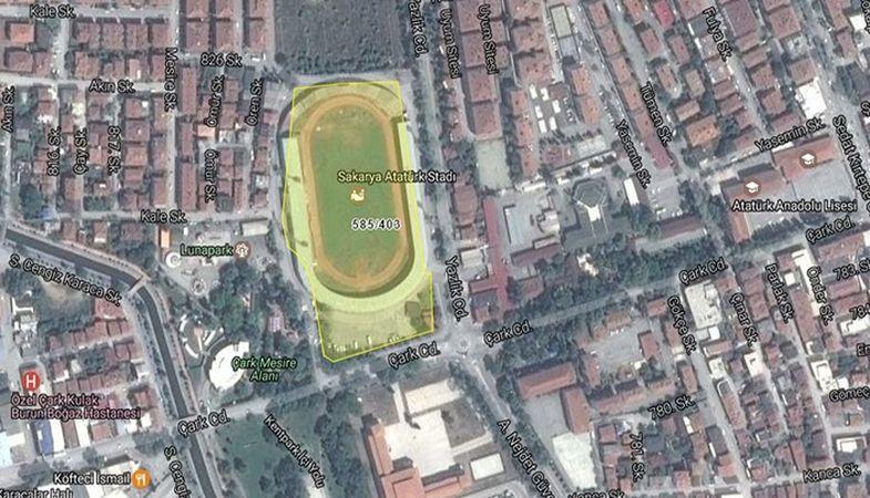 Sakarya Stadı 7 Haziran'da Satışa Çıkıyor!