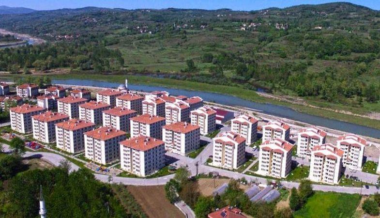 Zonguldak Devrek Çaydeğirmeni Toki Evleri İhalesi Bugün Yapılacak