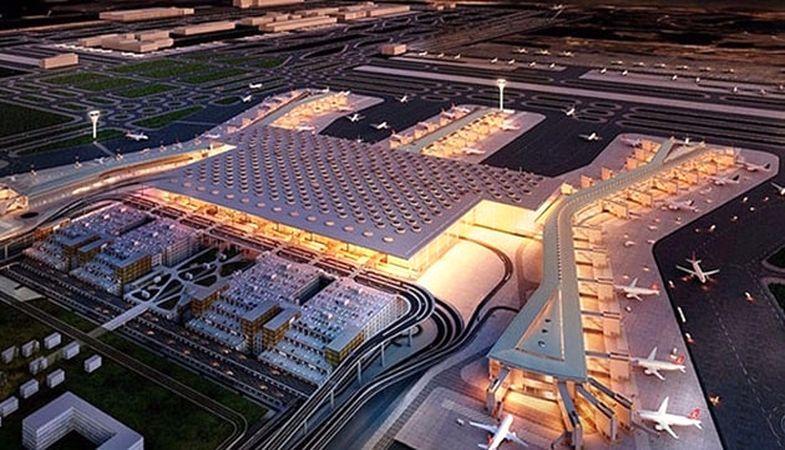 3. Havalimanı'nın açılış tarihi açıklandı