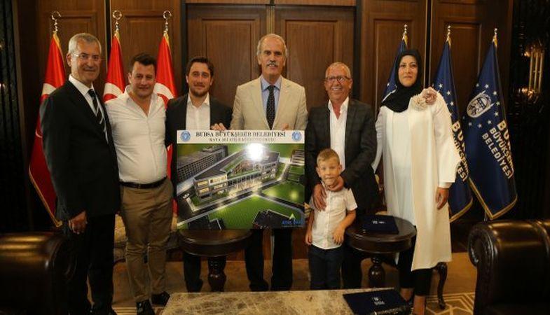Atış Yapı Bursa'da okul yapacak