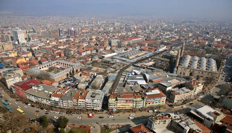 Bursa Kükürtlü'de Kentsel Dönüşüm Başlıyor