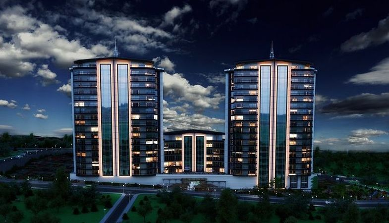Gold Wings 2 Ankara'da 595 Bin TL'ye ev sahibi olma fırsatı