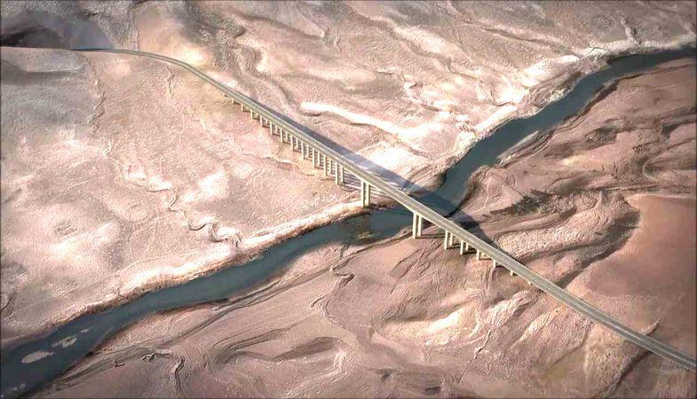 Hasankeyf-2'nin Tamamlanmasına Az Kaldı