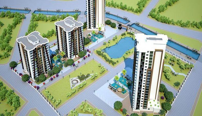 İzmir Alaca City Projesinin Son 4+1 Daireleri Satılıyor