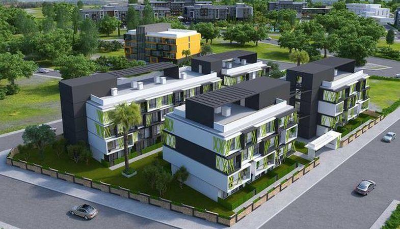 Studio City İzmir Konutları Satış Aşamasında