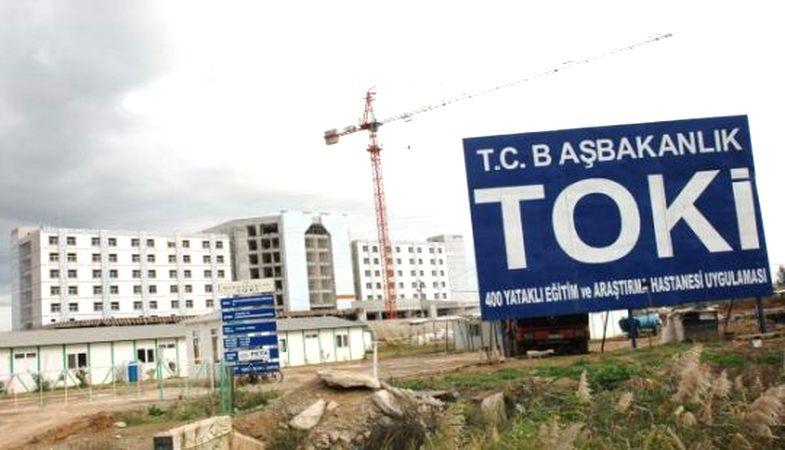 TOKİ Erzincan'ın yeni hastanesi için bugün ihaleye çıkıyor