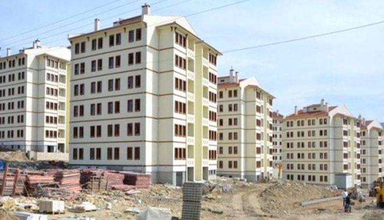 TOKİ Safranbolu'daki 162 konutu kura ile satacak
