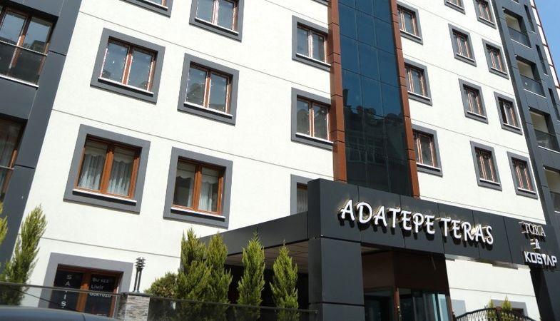 Adatepe Teras projesinde hayat başladı