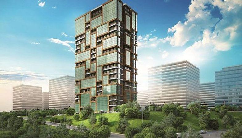 Alya Life Residence konutları 580 Bin TL'den satışa sunuluyor