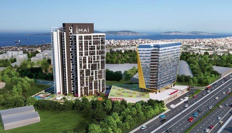 Anadolu Yakası'nın yeni Maslak'ı Kartal olacak