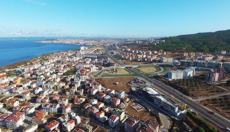 Antalya Belediyesi Kepez'de arsa satacak