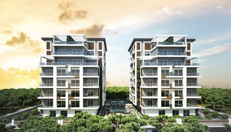 Bornova Green projesiyle 355 bin TL'ye yeni bir yaşam alanı