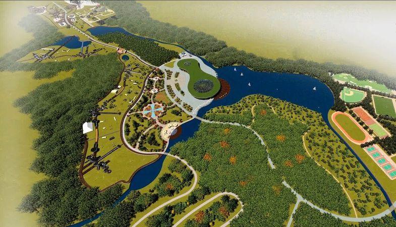 Dünyanın en büyük şehir parkı Esenler'de yapılacak