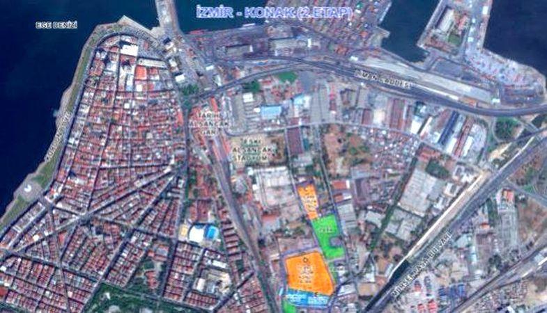 Emlak Konut GYO İzmir Konak 2. Etap projesinin yer teslimi yapıldı
