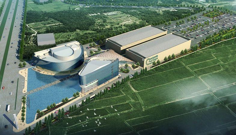 ETO'nun yeni fuar alanı Eskişehir'e 600 milyon TL gelir sağlayacak
