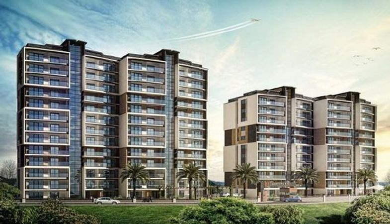 Loft Park Residence lüks daireleriyle göz dolduruyor