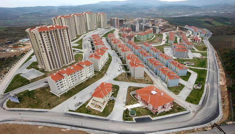TOKİ 224 konutluk Bursa Gemlik ihalesini yaptı