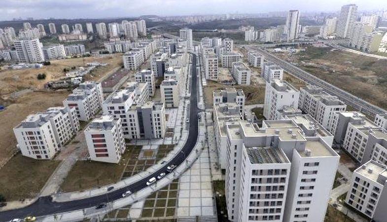 TOKİ'nin İstanbul Kayaşehir'deki bin 892 konutu satışa sunuluyor