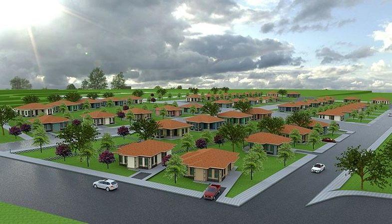 TOKİ'nin yeni tarımköy projesi Kırşehir'de inşa edilecek
