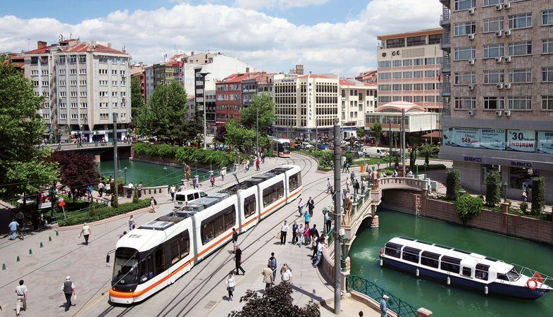 ABD'li demiryolu şirketi Greenbrier Eskişehir'e yatırım yapmayı planlıyor