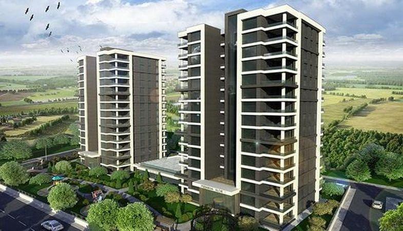 Aden Premium projesi Çankaya'da yeşiller içerisinde bir hayat sunuyor