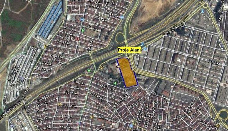 Albayrak Taşınmaz Geliştirme'den Esenler'e rezidans ve AVM projesi