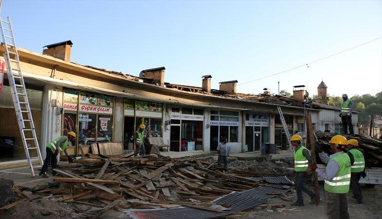 Bitlis'teki sokak ve caddeler tarihi görünüme kavuşacak
