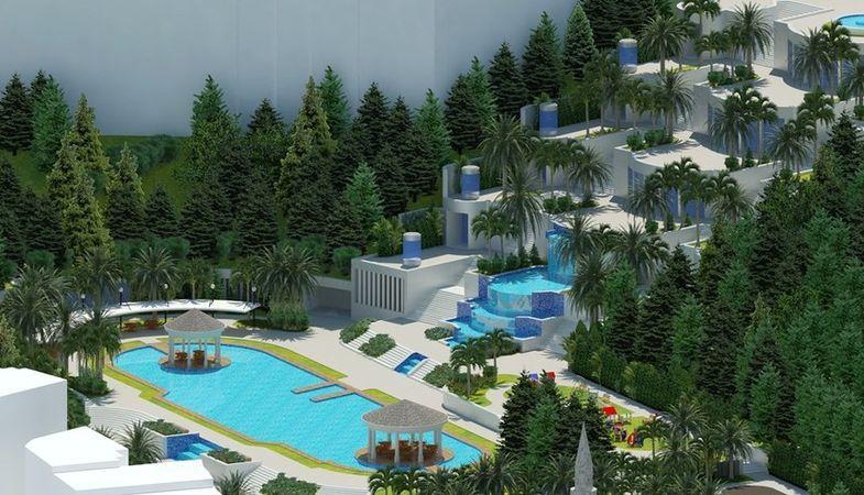 Bursa Sular Vadisi Doğa Parkı'nın temelleri atıldı