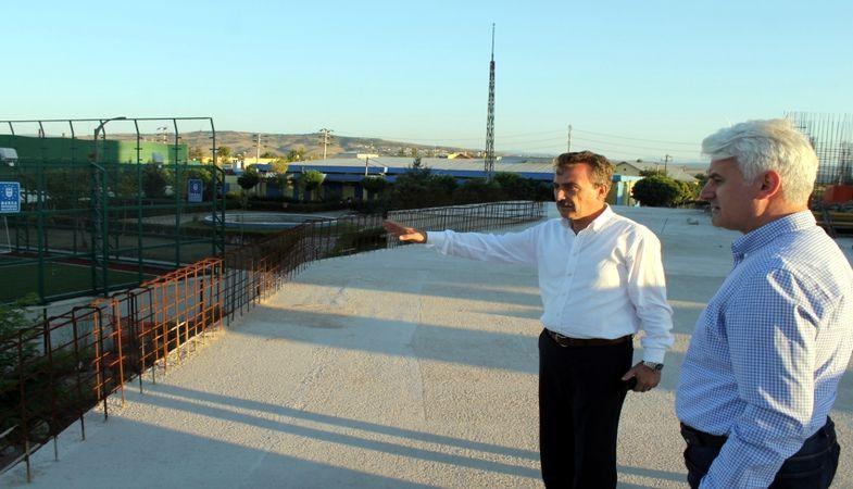 Bursa Yenişehir Devlet Hastanesi 2018'de hizmete girecek