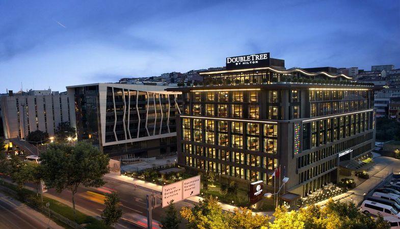 DoubleTree by Hilton yeni otelini Topkapı'da açtı