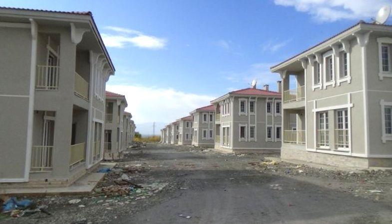Erzincan Üzümlü Altınbaşak TOKİ Evleri'nin ihalesi bugün