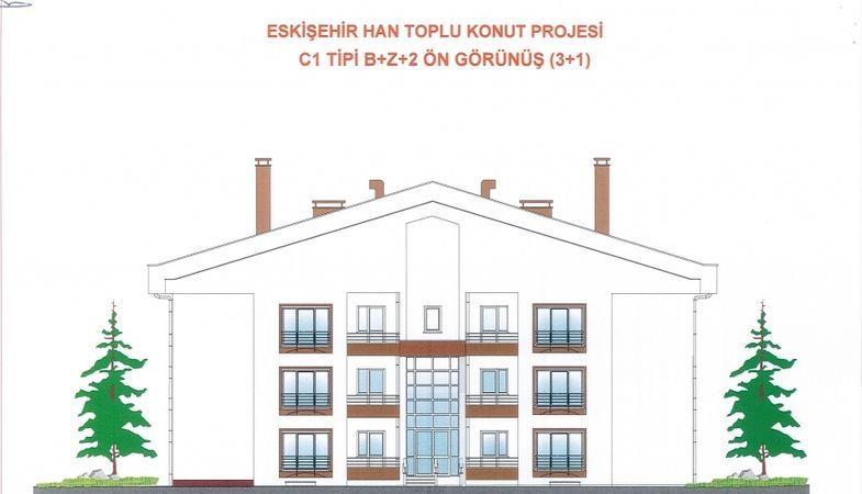 Eskişehir Han TOKİ Evleri başvuruları için son gün 15 Eylül