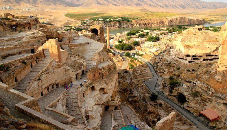 Hasankeyf'in yeni yerleşim yerinde 710 konut yapılacak