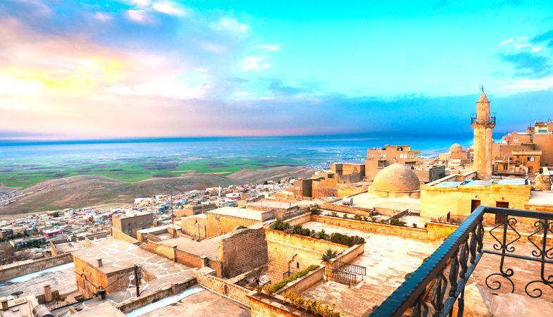 Mardin Defterdarlığı Artuklu'da 6 arsasını satacak