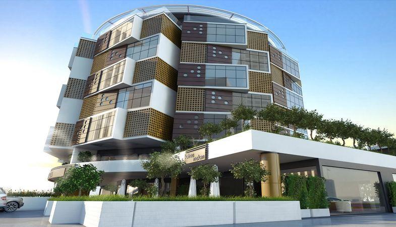 Meva Plaza Bornova'da ofisler 395 bin TL'ye satışa sunuluyor
