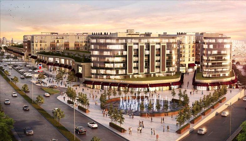 Meydan Ardıçlı projesi 60 ay vade imkânı ile satışa çıktı