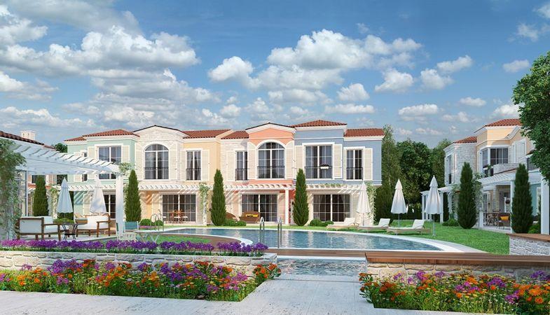 Mia Focha Villagio'dan 340 bin TL'ye villa sahibi olma fırsatı