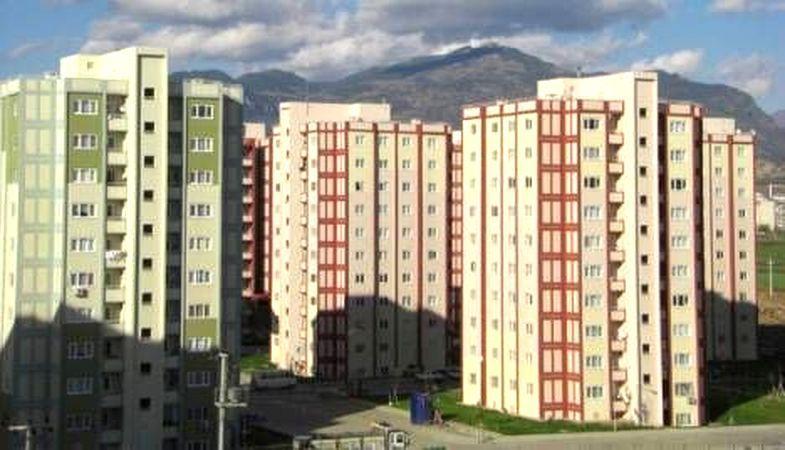 TOKİ Kırıkkale Yuva Mahallesi'nde 927 konut inşa edecek