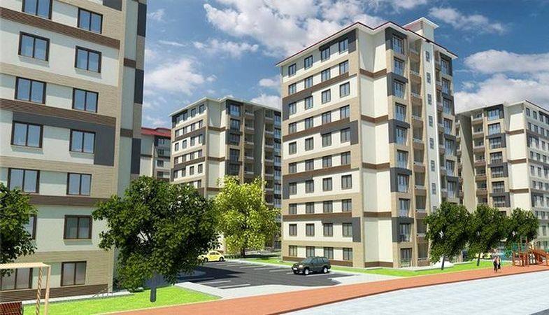 TOKİ Tokat Zile'de 437 konut inşa edecek