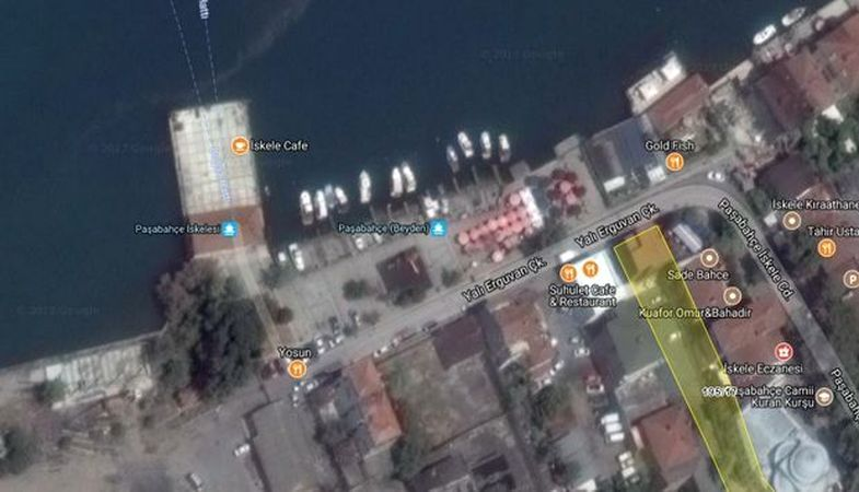 Torunlar GYO Beykoz'daki Paşabahçe arsası için yapı ruhsatını aldı