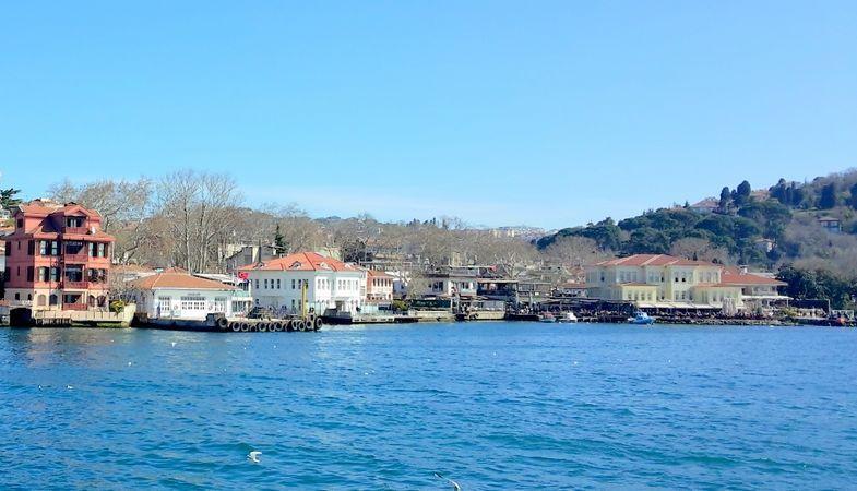 Üsküdar Belediyesi Çengelköy'de konut imarlı arsa satacak