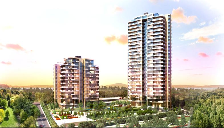 Vantage Ümitköy projesi Ankara'da lüksün yeni adresi olacak