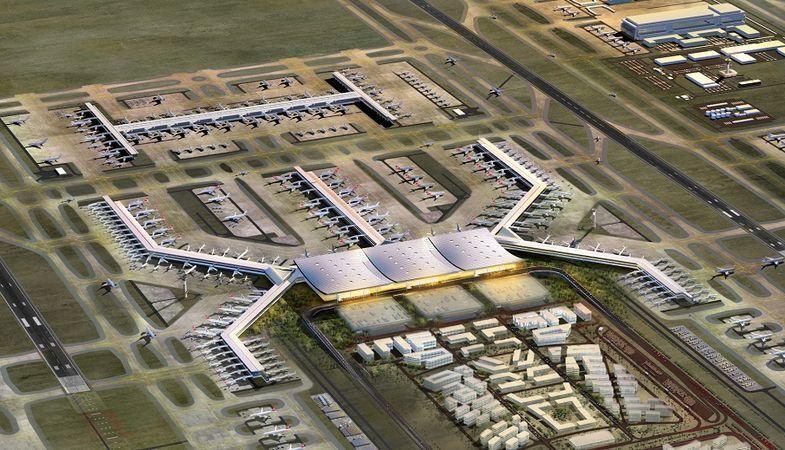 3. Havalimanı'na ilk uçak Şubat'tan önce inecek