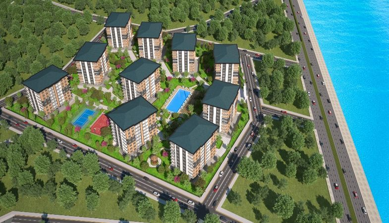 Aks Arsin Altınkent 135 bin TL'den satışa sunuluyor
