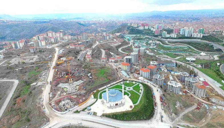 Ankara Etimesgut'ta Şehitali ve Fevziye'de kentsel dönüşüm yapılacak
